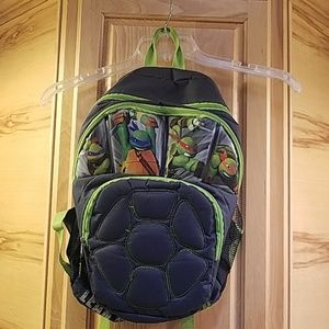 Teenage Mutant Ninja Turtles backpack GUC
